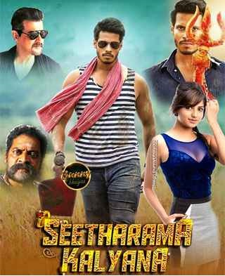 Seetharama Kalyana (2019) full hd Hindi 480p DTHRip 400MB