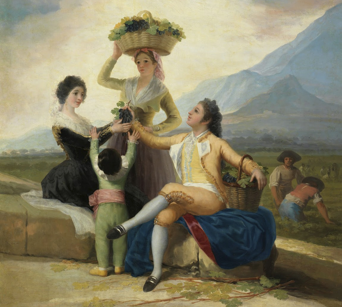 the early life and times of francisco goya Throughout his career, francisco de goya drew, etched, and painted several recurrent themes one which began early in his career and was revisited by the artist even in the last years of his life while in exile in bordeaux was anticlericalism goya lived during turbulent times in spanish history.