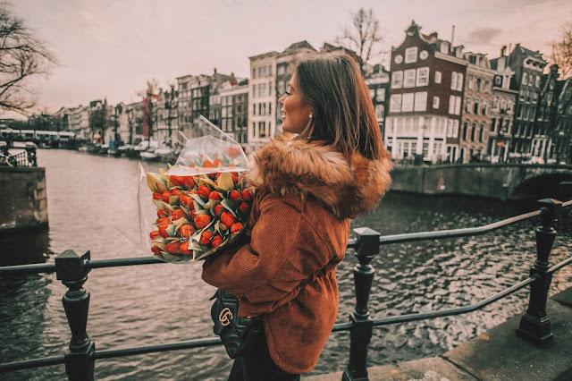 Amsterdam / Styllizacja i kilka słów o moim walentynkowym wypadzie - Czytaj więcej