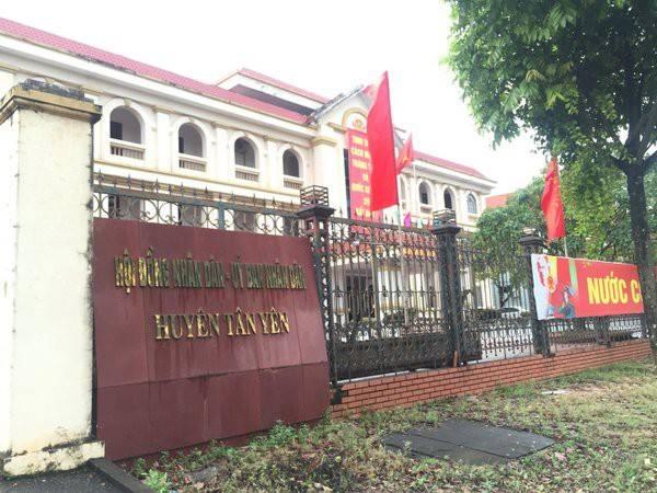 Thanh tra tỉnh Bắc Giang