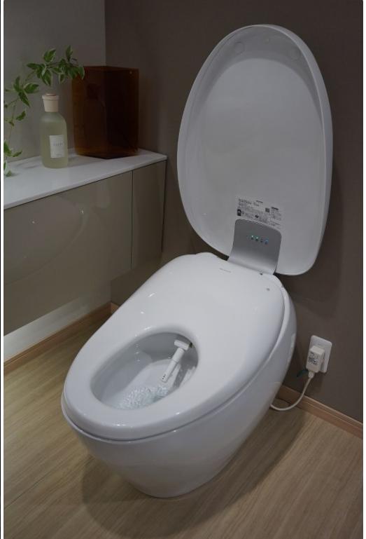 Thiết bị vệ sinh TOTO bắt đầu bán nắp rửa điện tử cao cấp neorest nx