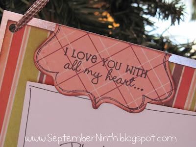 September Ninth Designs December 2011