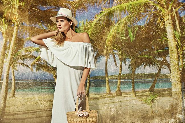 Vestidos primavera verano 2018 - Moda primavera verano 2018.