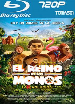 El reino de los monos (2015) BDRip m720p