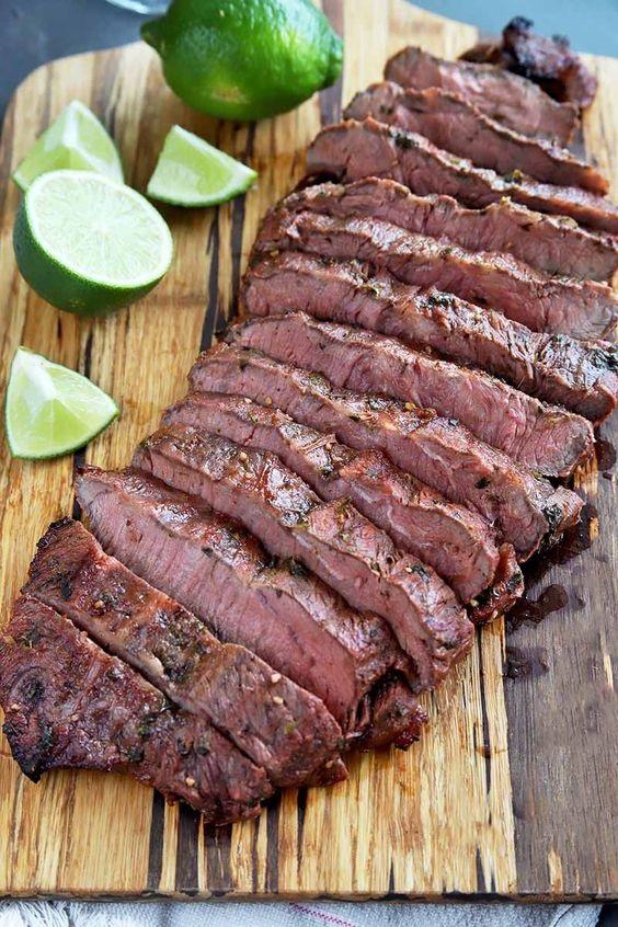 Homemade Carne Asada