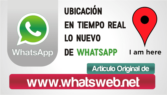 Live Locations WhatsApp