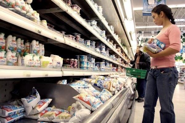 La inflación ya superó la meta para todo el año