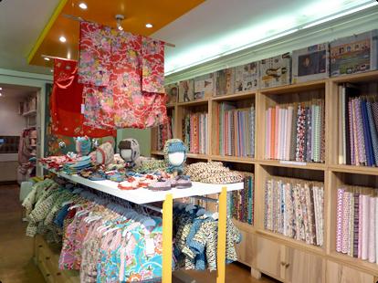 enorme coup de coeur pour un magasin de tissus hello june. Black Bedroom Furniture Sets. Home Design Ideas