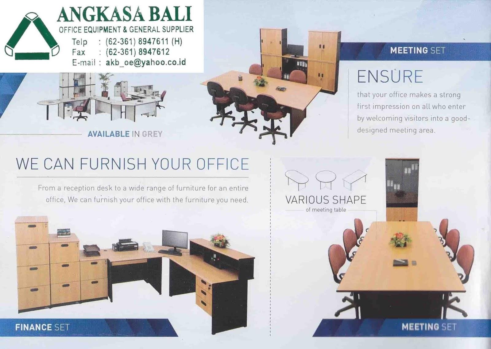 Kursi Kantor Bali Angkasa Jakarta Jual Furniture Meja Kantor Jakarta