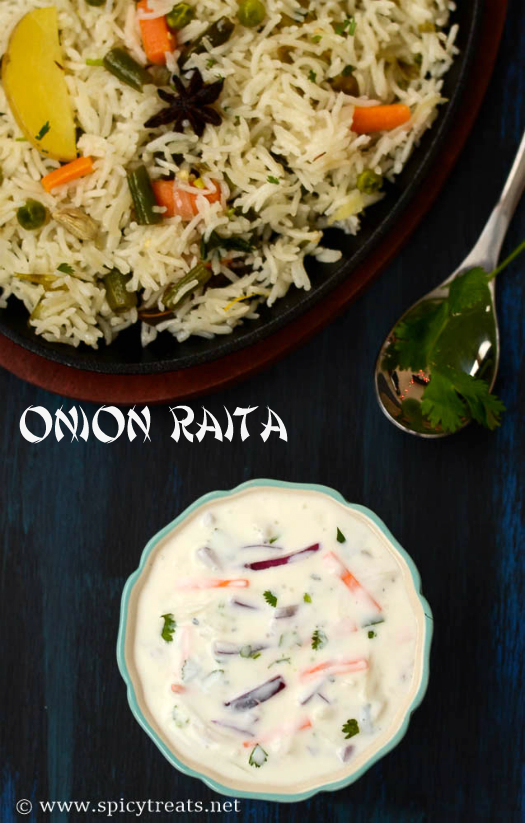 How To Make Onion Raita