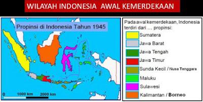 #8 Provinsi Awal Kemerdekaan dan Gubernurnya