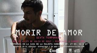 MORIR DE AMOR (TEATRO) 3