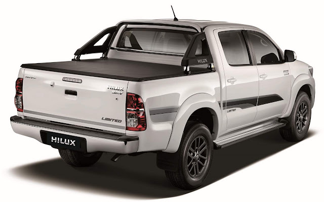 Toyota Hilux SRV Top Limited 2015