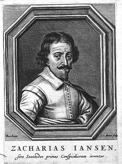 Penemu Mikroskop adalah Zacharias Janssen dari Belanda
