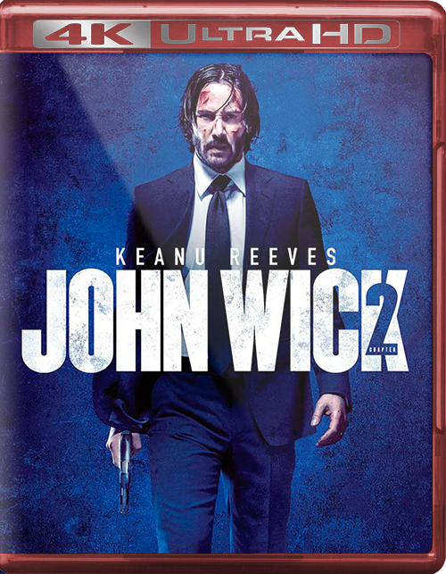 John Wick: Chapter Two [2016] [UHD] [2160p] [Latino]