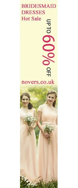 Bridesmaid Dress at NOVERS.CO.UK
