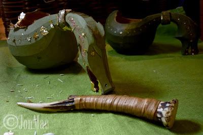 kuksa-carving