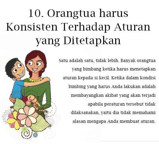Menuruti Semua Permintaan Anak Justru Bahaya, Perhatikan 15 Hal ini