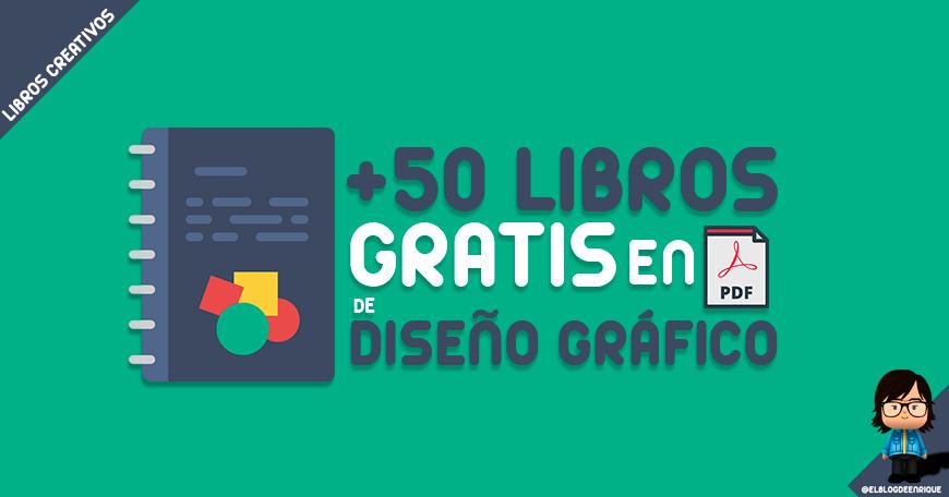 +50 libros gratuitos para Diseñadores Gráficos 2017