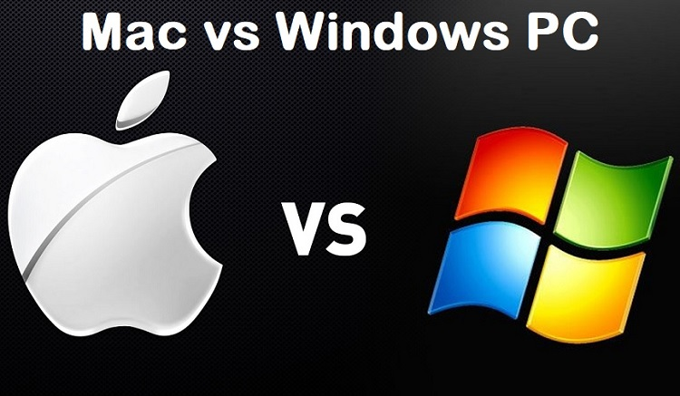 Mac vs Windows PC