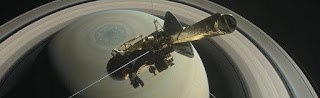 """Cassini"" Το τελευταίο ταξίδι ενός μοναχικού ταξιδιώτη του διαστήματος. (ΒΙΝΤΕΟ)"