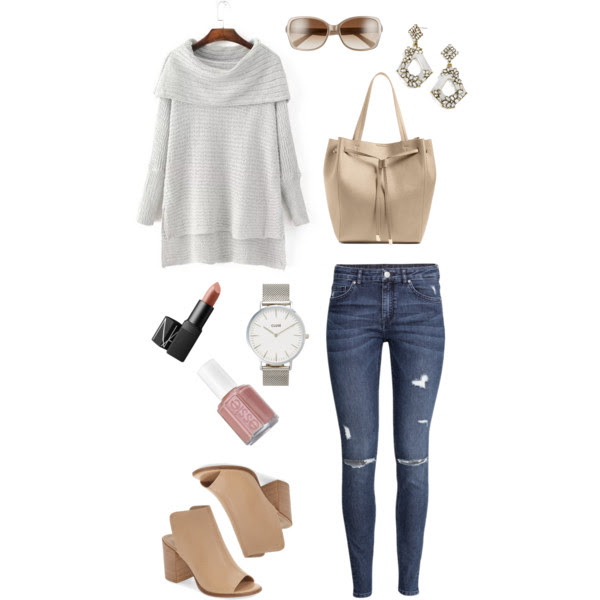 fall-off-the-shoulder-sweater-outfit-idea