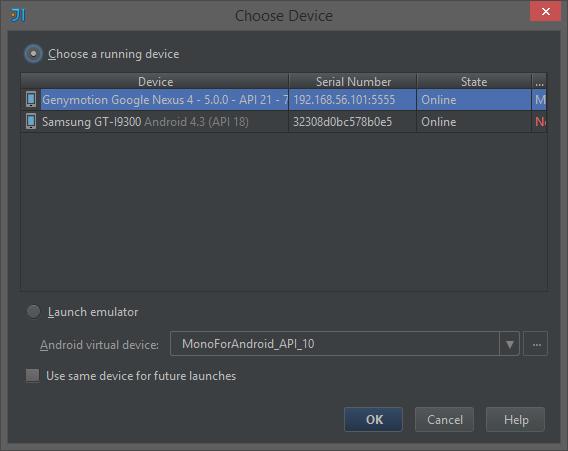 Plastic SCM blog: JetBrain's IntelliJ 14 Android development