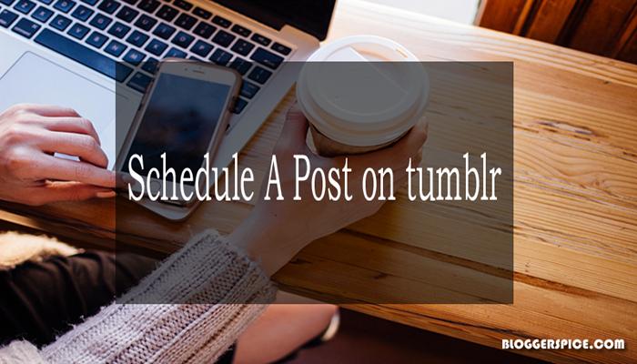schedule post