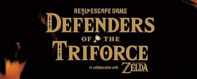 Se presenta Escape Room de The Legend of Zelda 1