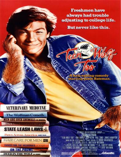 Ver Teen Wolf Too (1987) Online