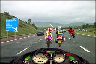 Download RoadRash ~ Game Begog