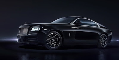 Rolls-Royce launches more powerful Black Badge models