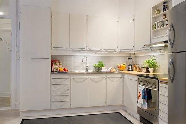 Desain Dapur Modern Mewah Elegant 012