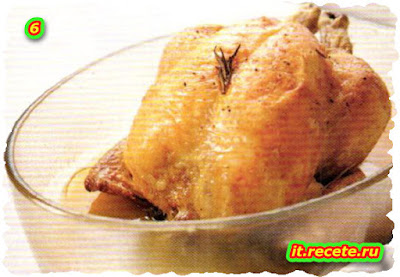 Pollo arrosto perfetto 6