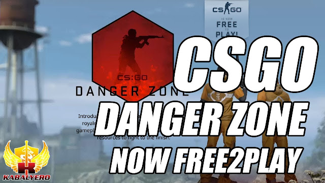 Counter-Strike Global Offensive Danger Zone! CSGO Free2Play!