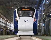 """India's Fastest """"Train 18"""" to Run from Delhi to Varanasi"""