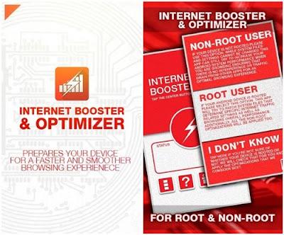 aplikasi faster internet booster