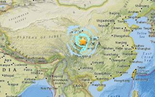 Ο σεισμός σημειώθηκε σε αραιοκατοικημένη περιοχή