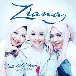 Cinta Halal Haram - Ziana