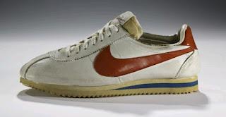 Foto sepatu Nike Cortez di produksi dari tahun 1972