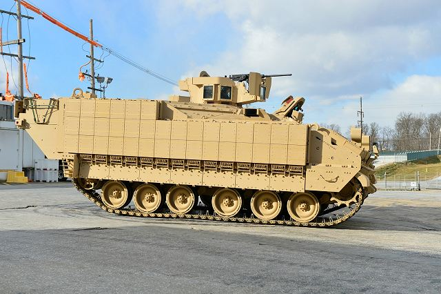 SNAFU!: Army Seeks To Expand AMPV Production
