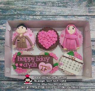 Cupcake Polisi dan Bhayangkari