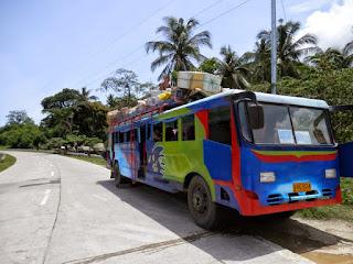 autobus filippine