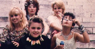 The Go-Go's: In 1995 I Traced The Group's Improbable Rock 'N' Roll Success Story For AMP