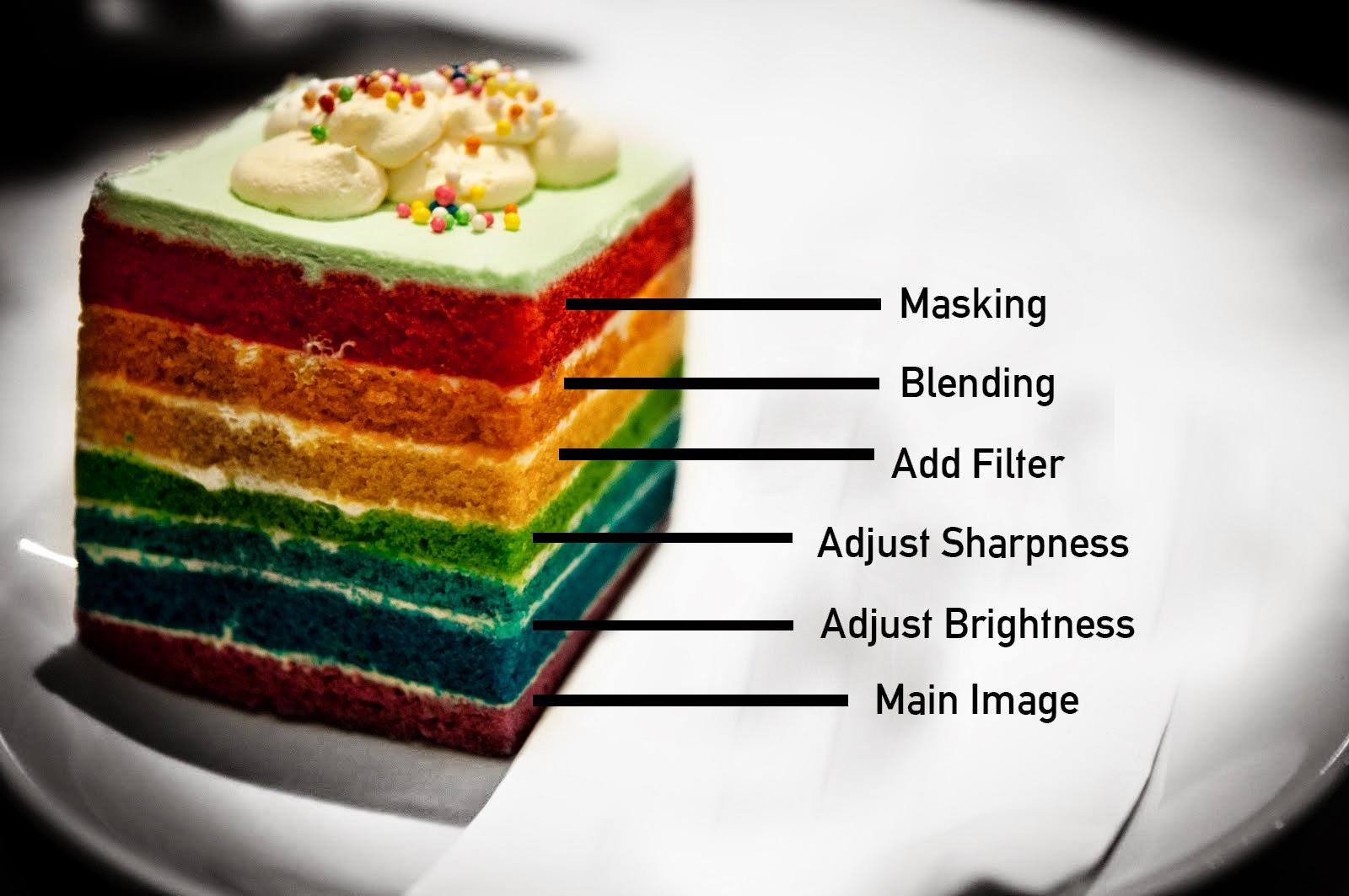 piece of cake 5