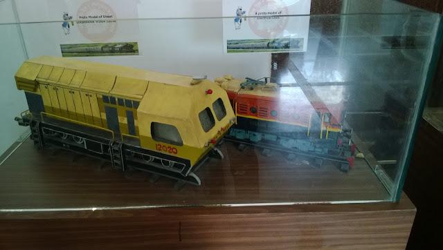photos rail museum hyderabad