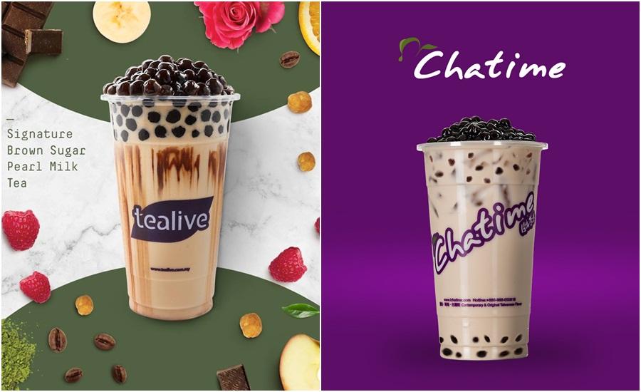 一杯Tealive饮料只需要区区RM3!全马各大分行都有哦!