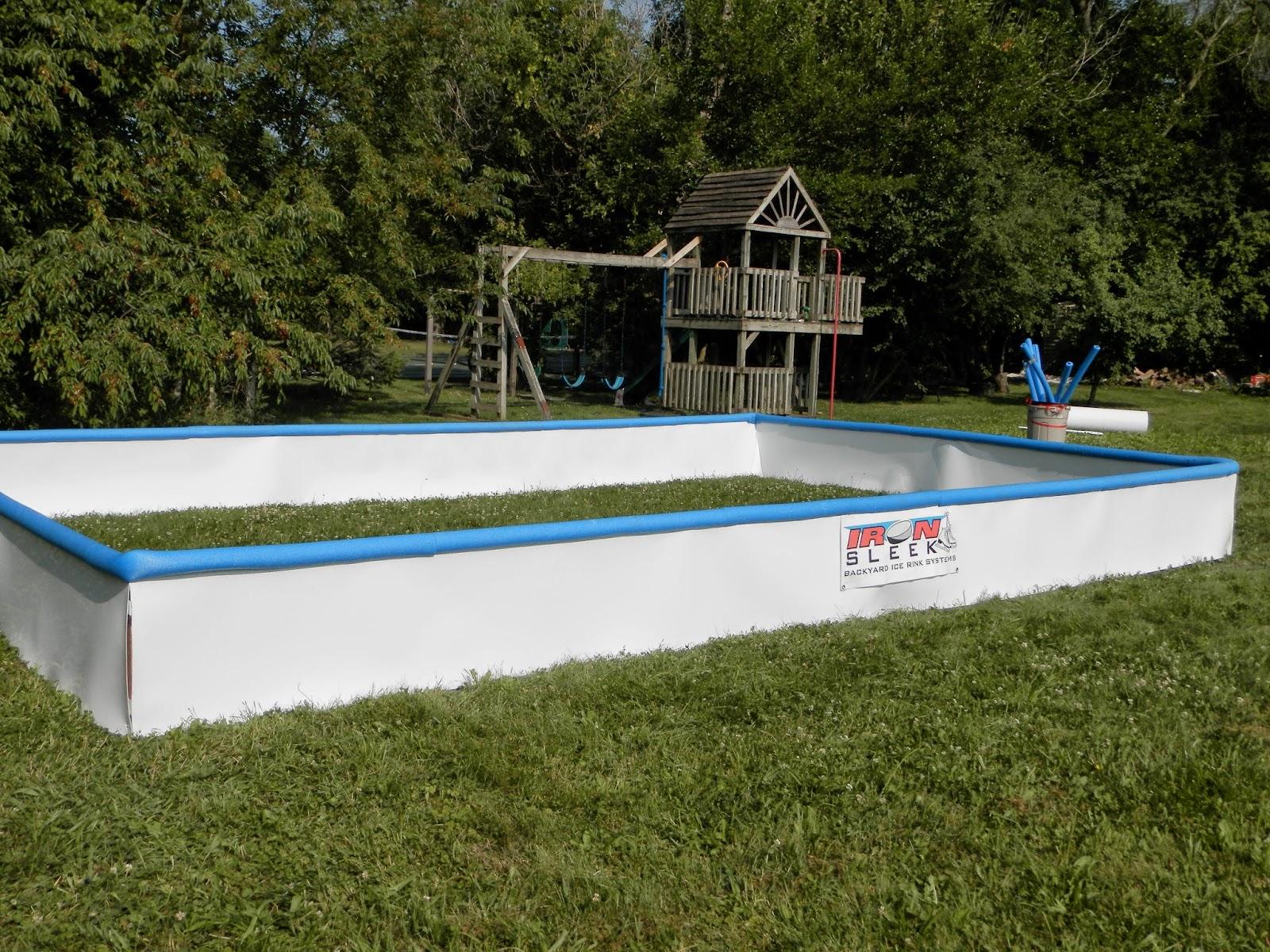 Backyard Ice Rink Kits | Backyard Ideas