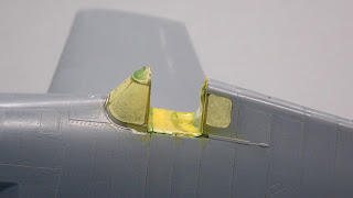 How to mask cockpit before painting - plastic scale modeling tutorial.