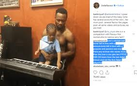 Why I Dumped Sandra Okagbue For Anna Banner; Flavour Reveals